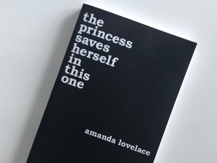the princess saves herself