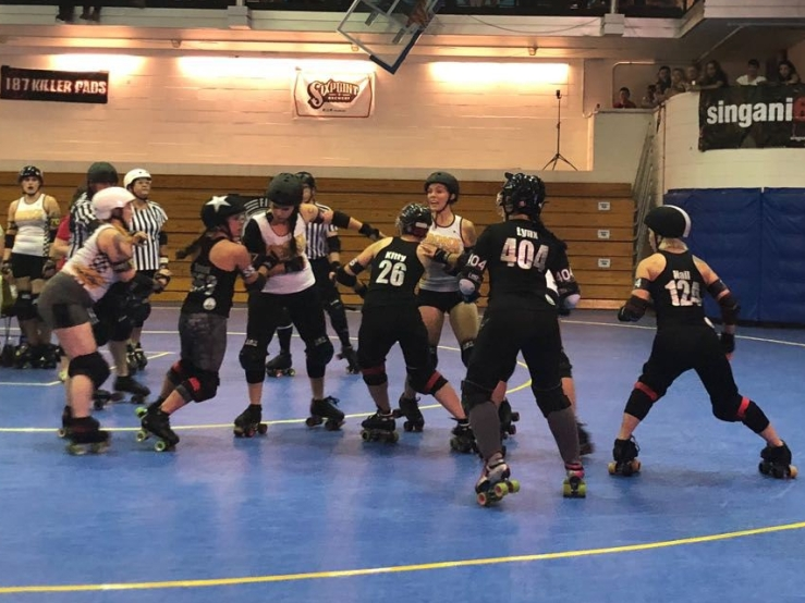 women of roller derby nyc